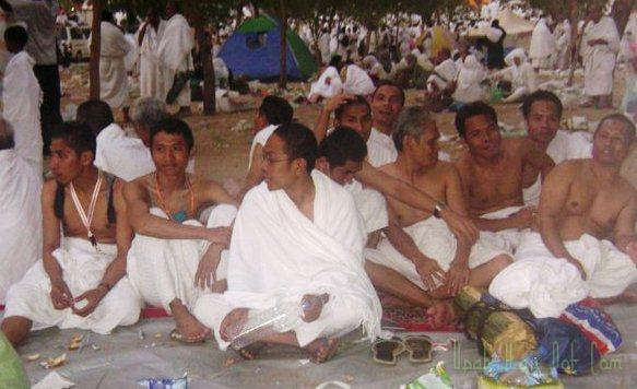 Semasa Musim Haji 1