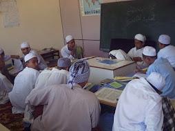 Suasana Di Dalam Kelas Alim